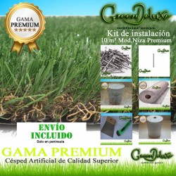 Kit-10m² Greendeluxe Niza...