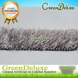 CESPED ARTIFICIAL GRIS CLARO