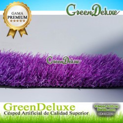 CESPED ARTIFICIAL COLOR MORADO