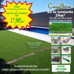 Kit-30m² Greendeluxe Niza premium 37